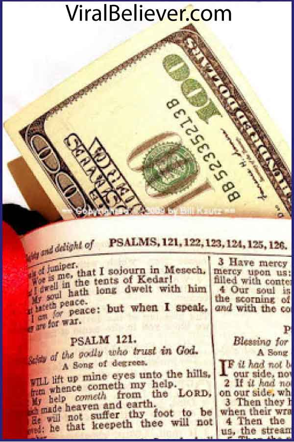 Bible verses about giving featured image