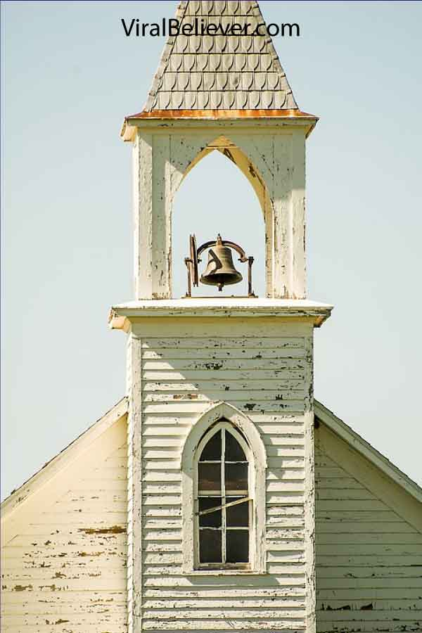 image of a church needing revitalized