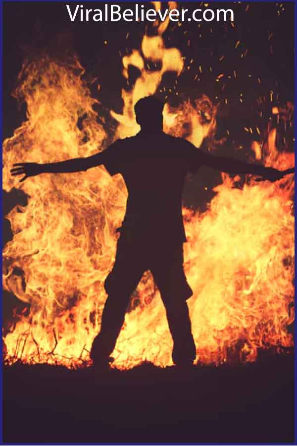 On fire for God featured image
