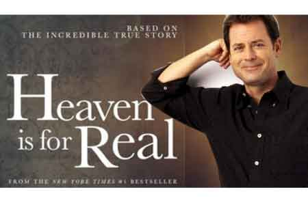 Heaven is for real movie