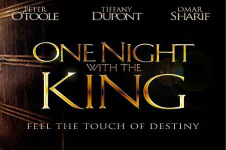 one night with the king movie