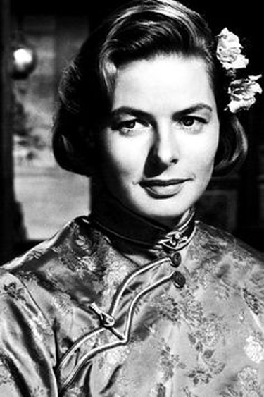 Ingrid Bergman visited the empty room where Gladys had lived, and fell down beside Aylward's bed weeping, saying she was unworthy to have played the life of such a woman of God.