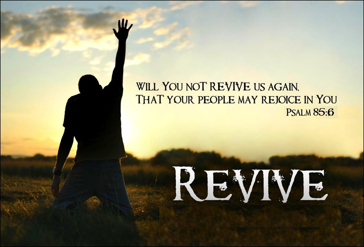 23 Spiritually Invigorating Revival Quotes | Viral Believer