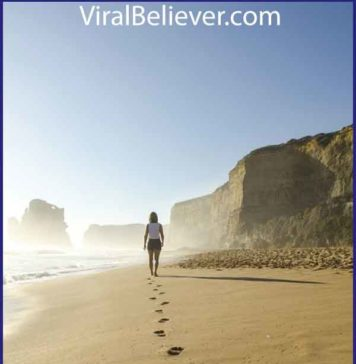 4 Steps To Enable You To Walk By Faith Every Day   Viral Believer