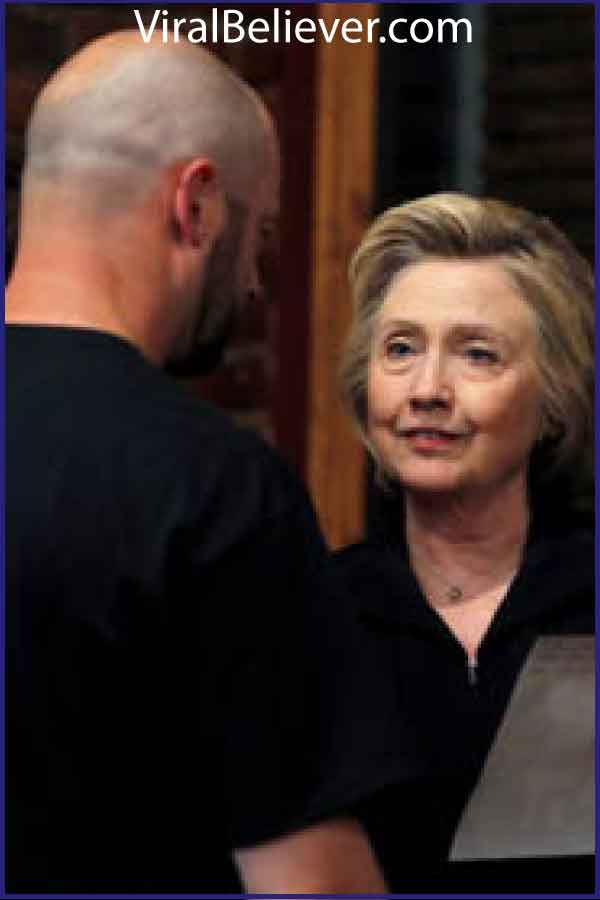 Hillary Clinton invited to West Virginia revival