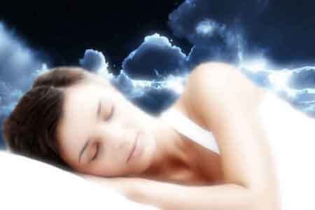 woman dreaming