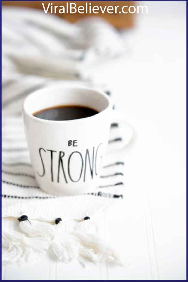 find in strength in God featured image