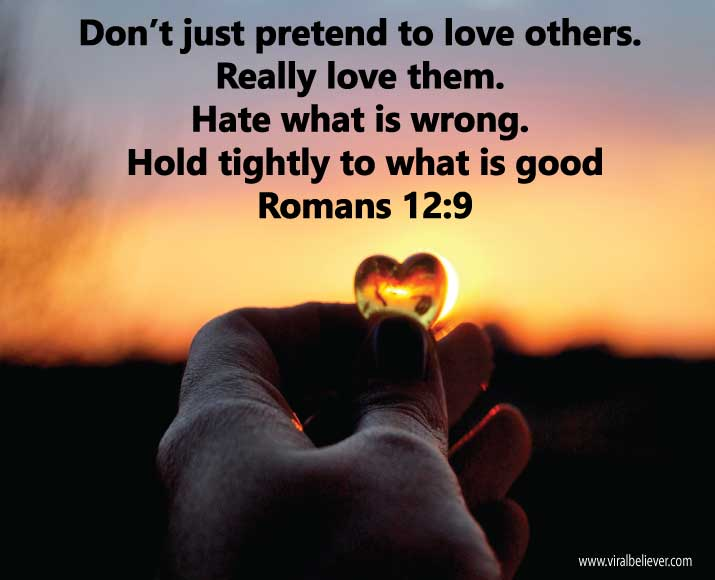 15 Inspirational Bible Verses About Love | Viral Believer